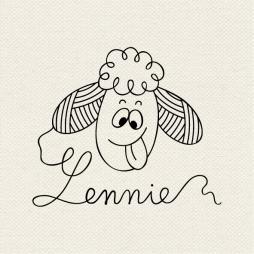 Logo shop len Lennie