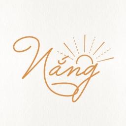 Logo nhóm từ thiện Nắng